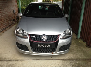 My Golf. Was buying it a rational decision?