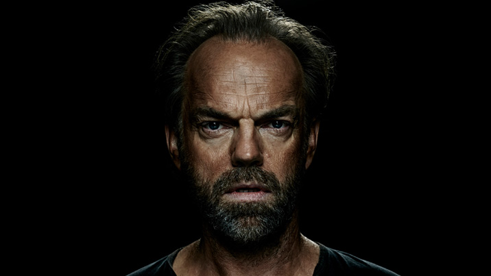 Hugo Weaving In Macbeth
